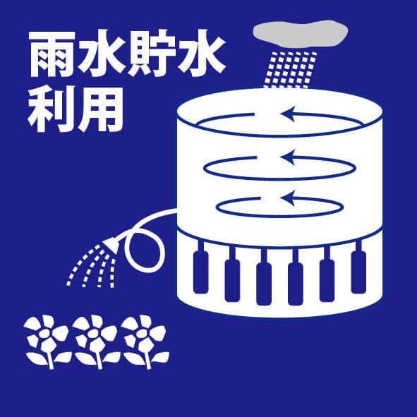 雨水貯水利用